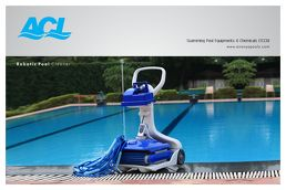 Robotic Automatic Pool Cleaner